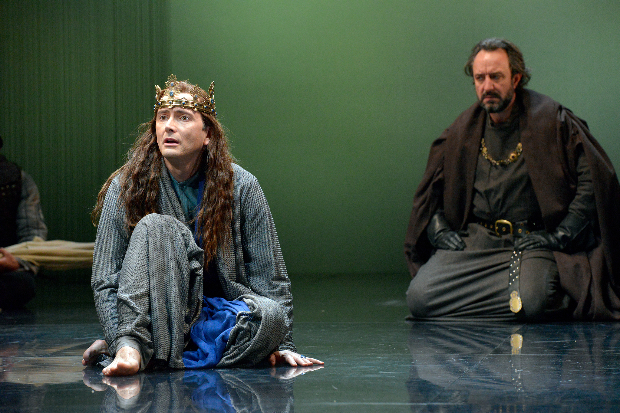 Royal Shakespeare Company production of RICHARD II by William Shakespearedirected by Gregory Doran
