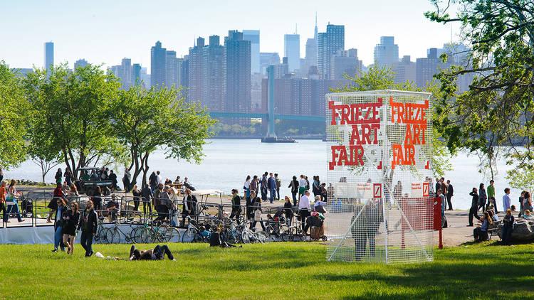 Frieze Art Fair New York