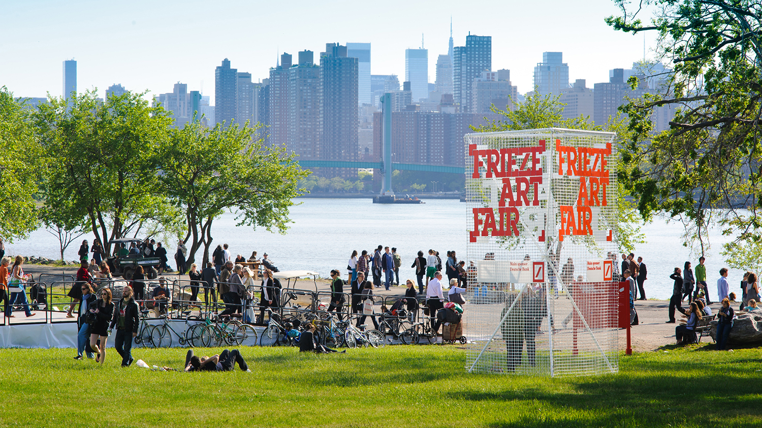 Frieze New York guide