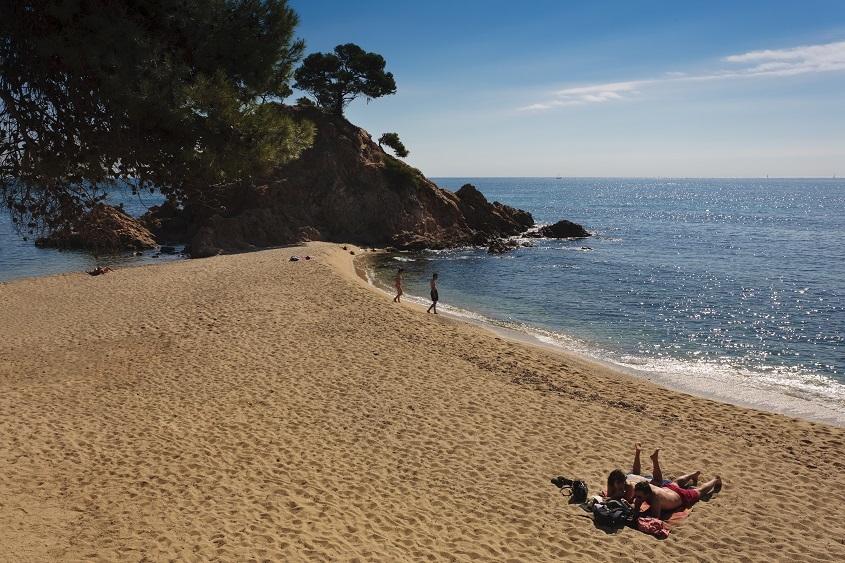 Cap Roig, Calonge