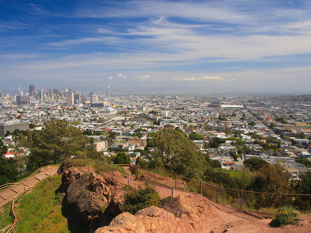 The best views in San Francisco