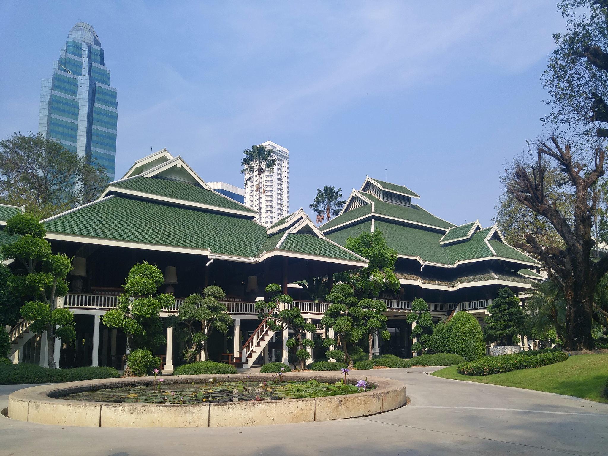 Nai Lert Park Heritage Home during daytime