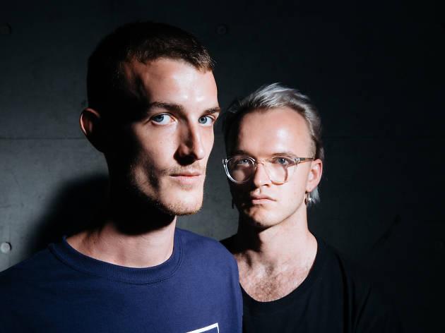 Sam Weston and Thomas McAlister aka Alba