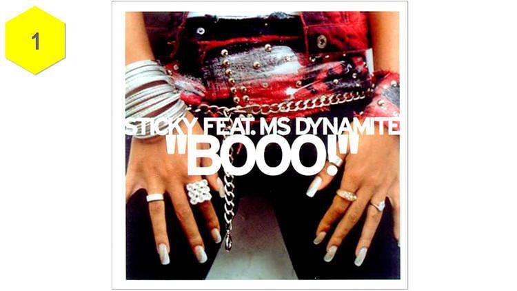 Ms Dynamite - 'Booo!'
