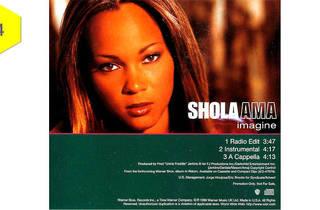 Shola Ama - 'Imagine'