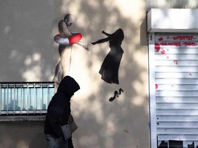 Vos meilleures photos de street art sur Instagram