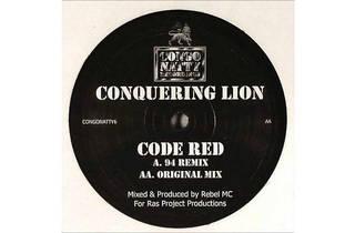 'Conquering Lion'