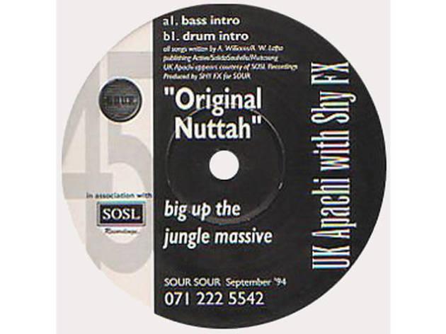 'Original Nuttah'