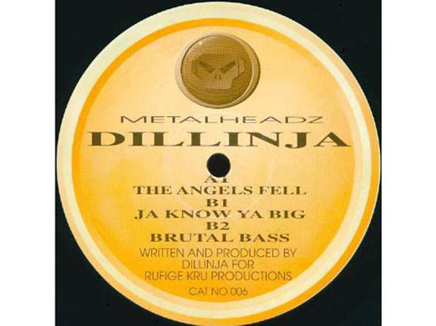 'The Angels Fell' – Dillinja