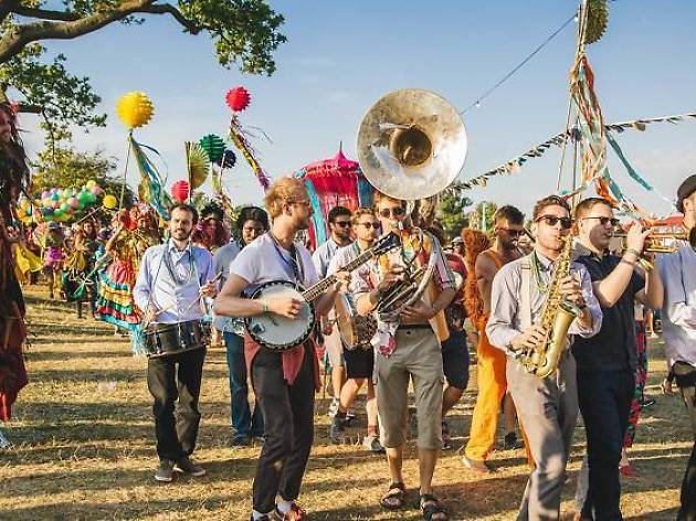 The best UK festivals