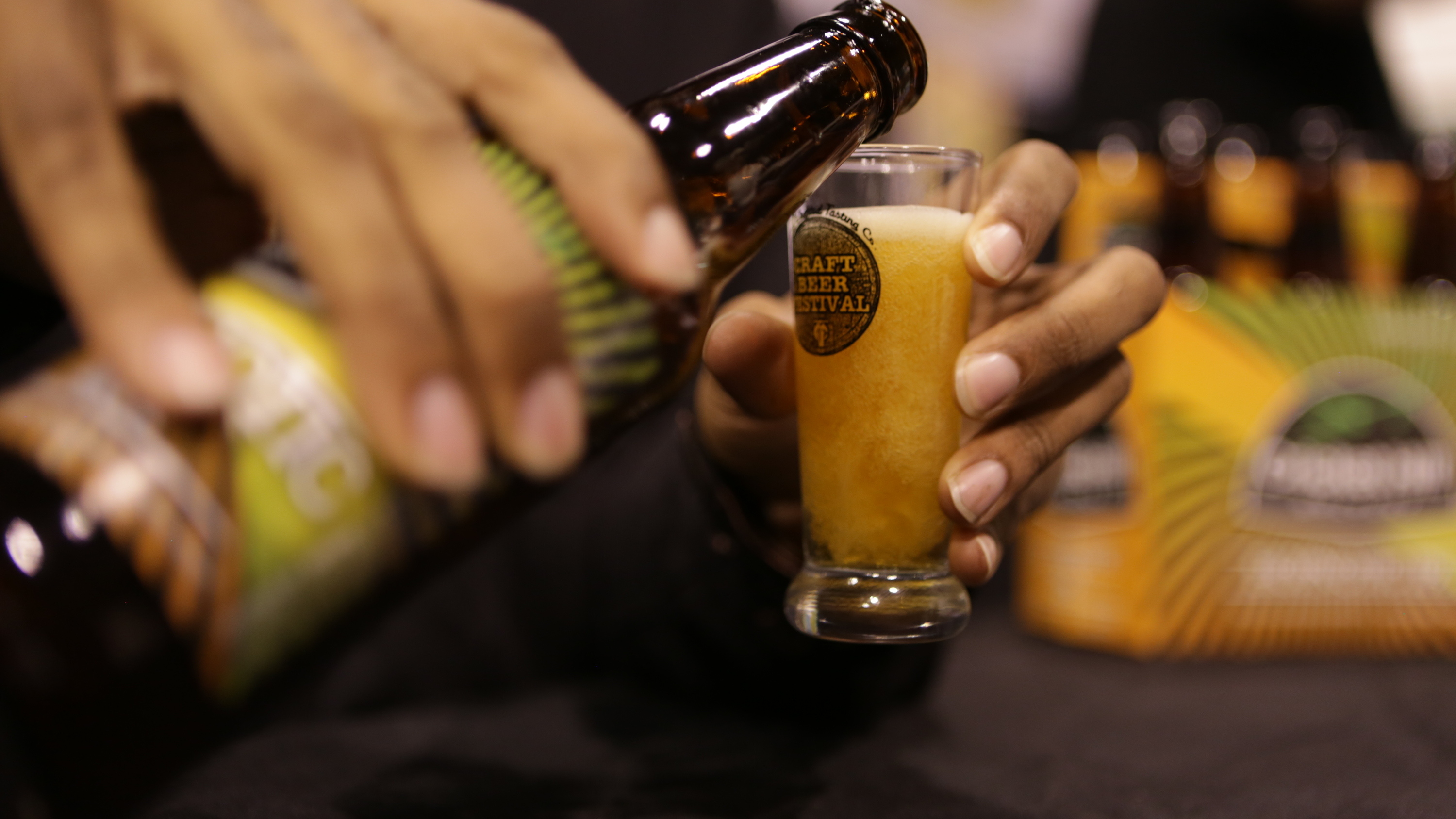 NYC Craft Beer Festival 2016