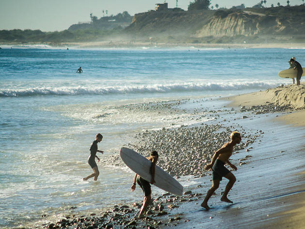 San Onofre State Beach, San Clemente, CA