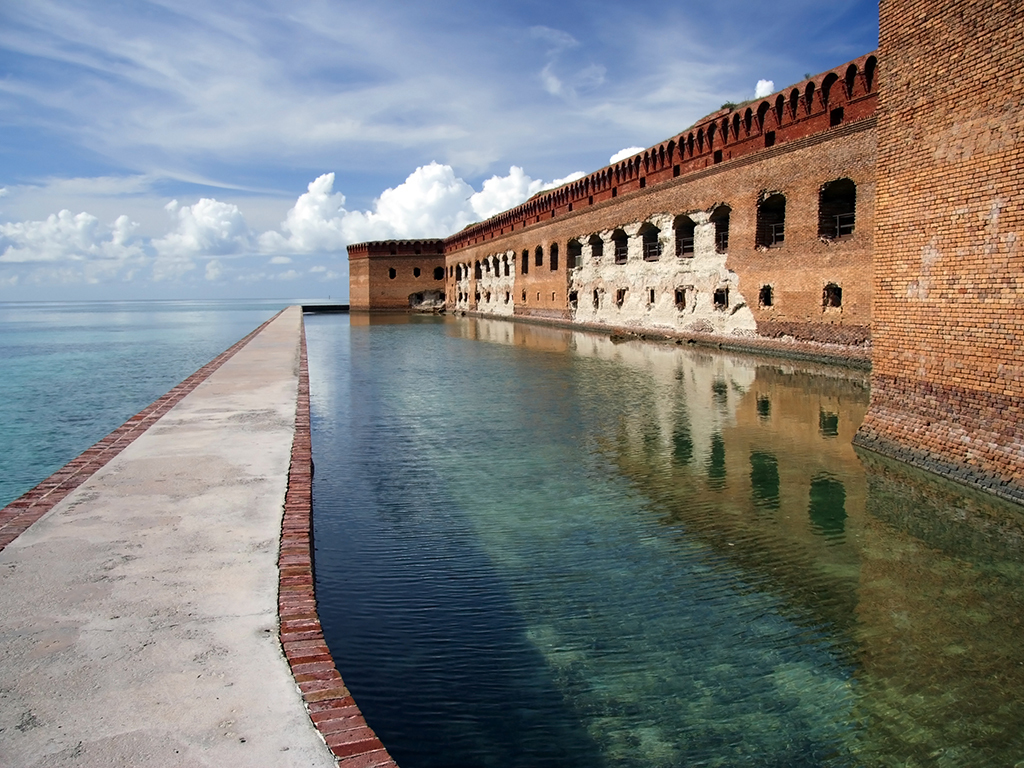 Dry Tortugas National Park/Fort Jefferson, Key West, FL
