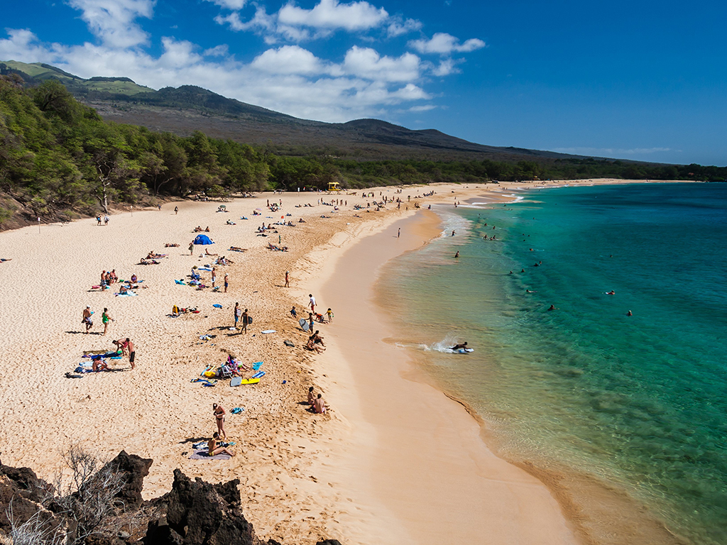 The 13 most glorious beaches in the USA