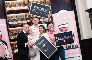 Rosé Revolution Singapore 2016