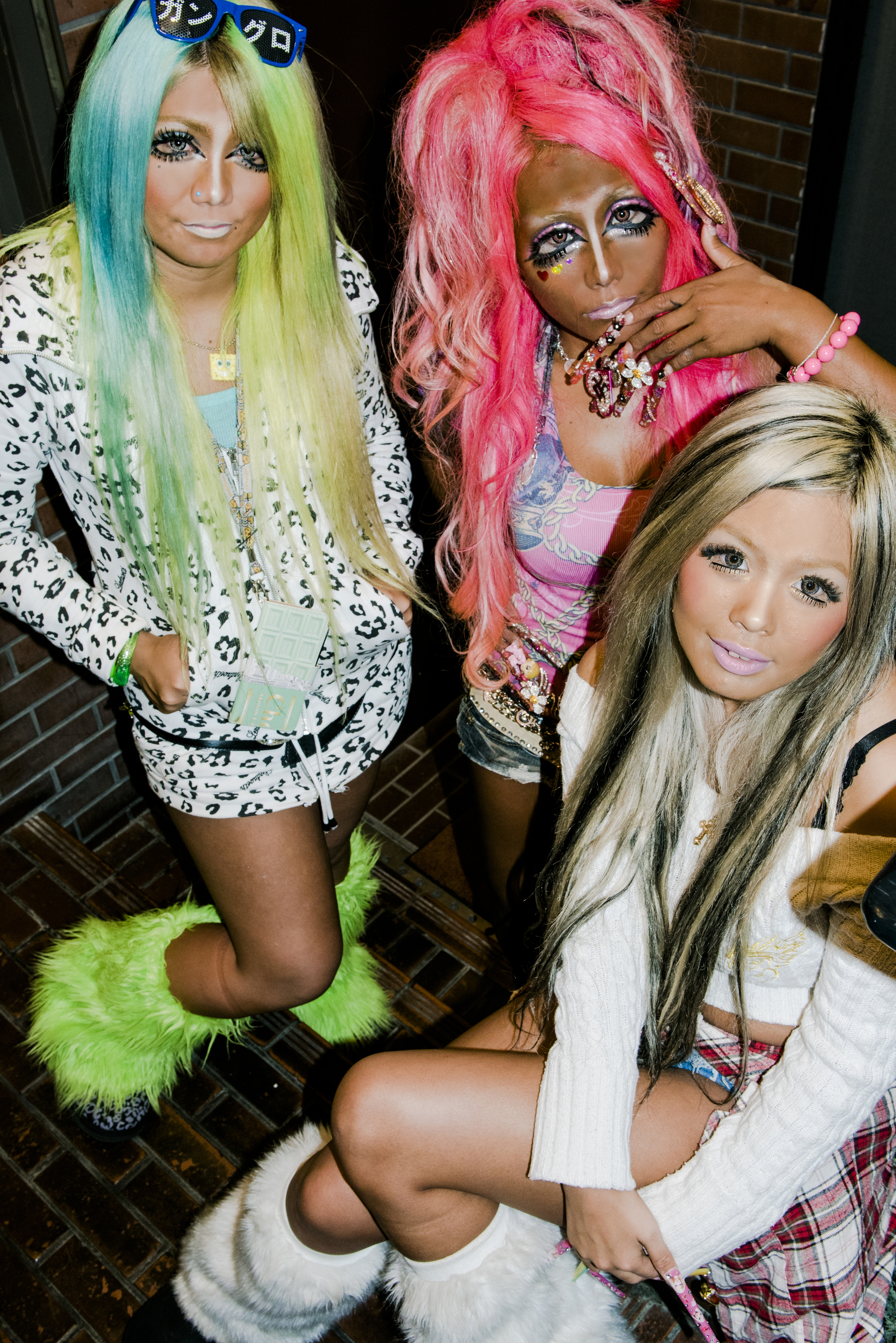 We Met Up With The Last Of The Ganguro Gals