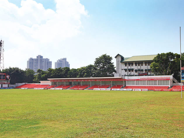Havelock sports grounds
