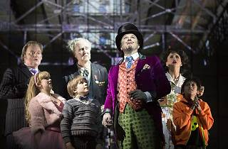 Charlie and the Chocolate Factory is coming to Broadway