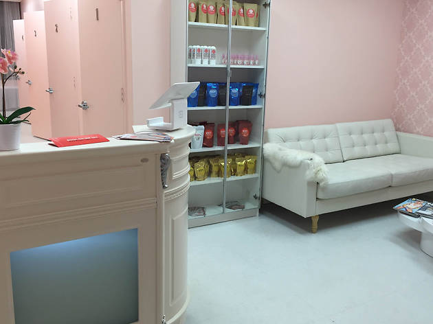 find a waxing salon in nyc for affordable and painless