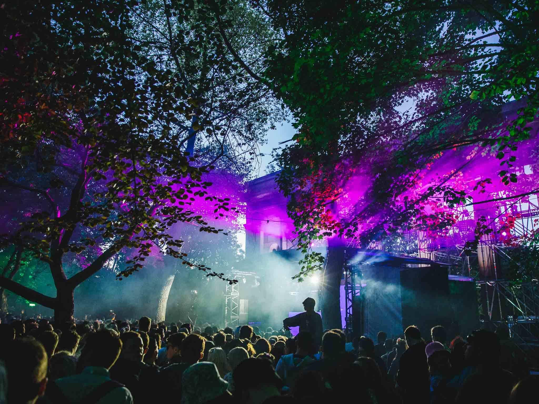 Parklife Festival in Manchester 2015