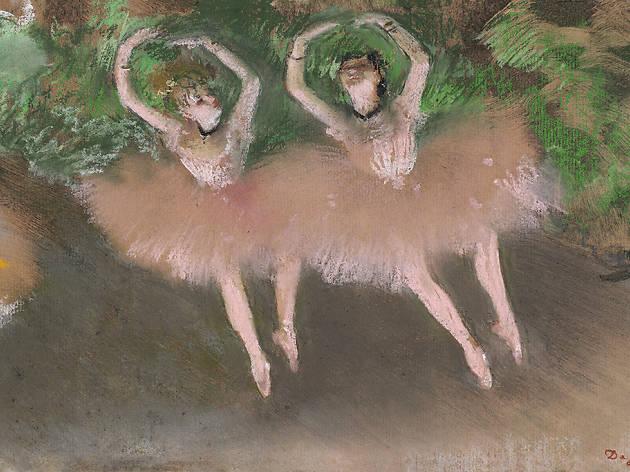 """""""Edgar Degas: A Strange New Beauty"""""""