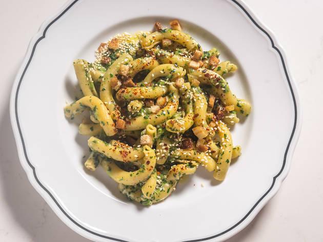 LA SIRENA casarecce broccoli rabe