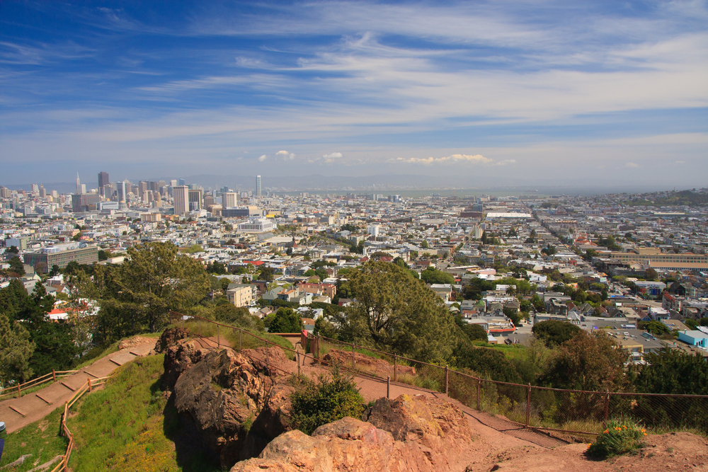 San Francisco's top parks