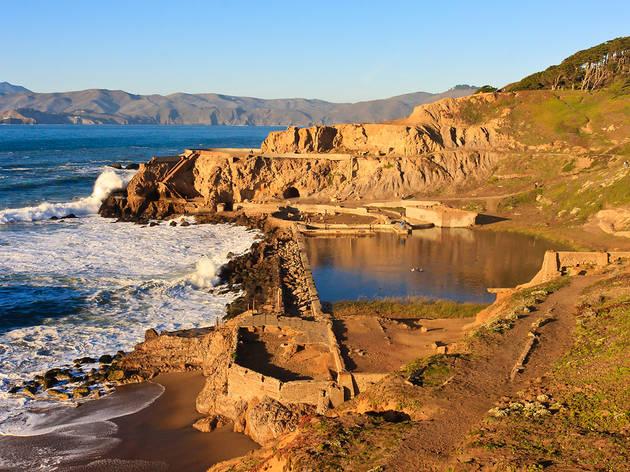 Mile Rock Beach