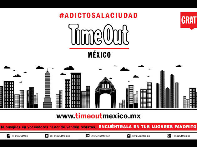 Puntos de distribución de Time Out México