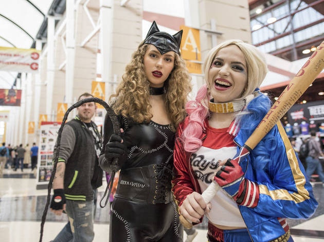 C2E2 Chicago Comic and Entertainment Expo, March 19, 2016