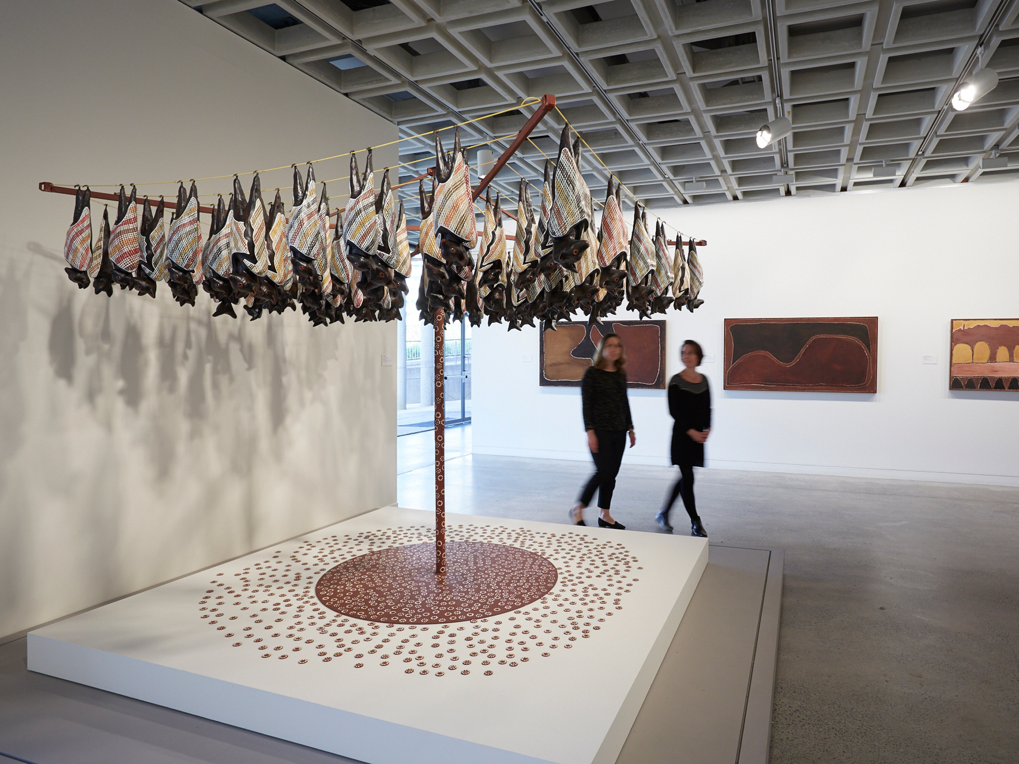 Where to see Aboriginal art in Sydney