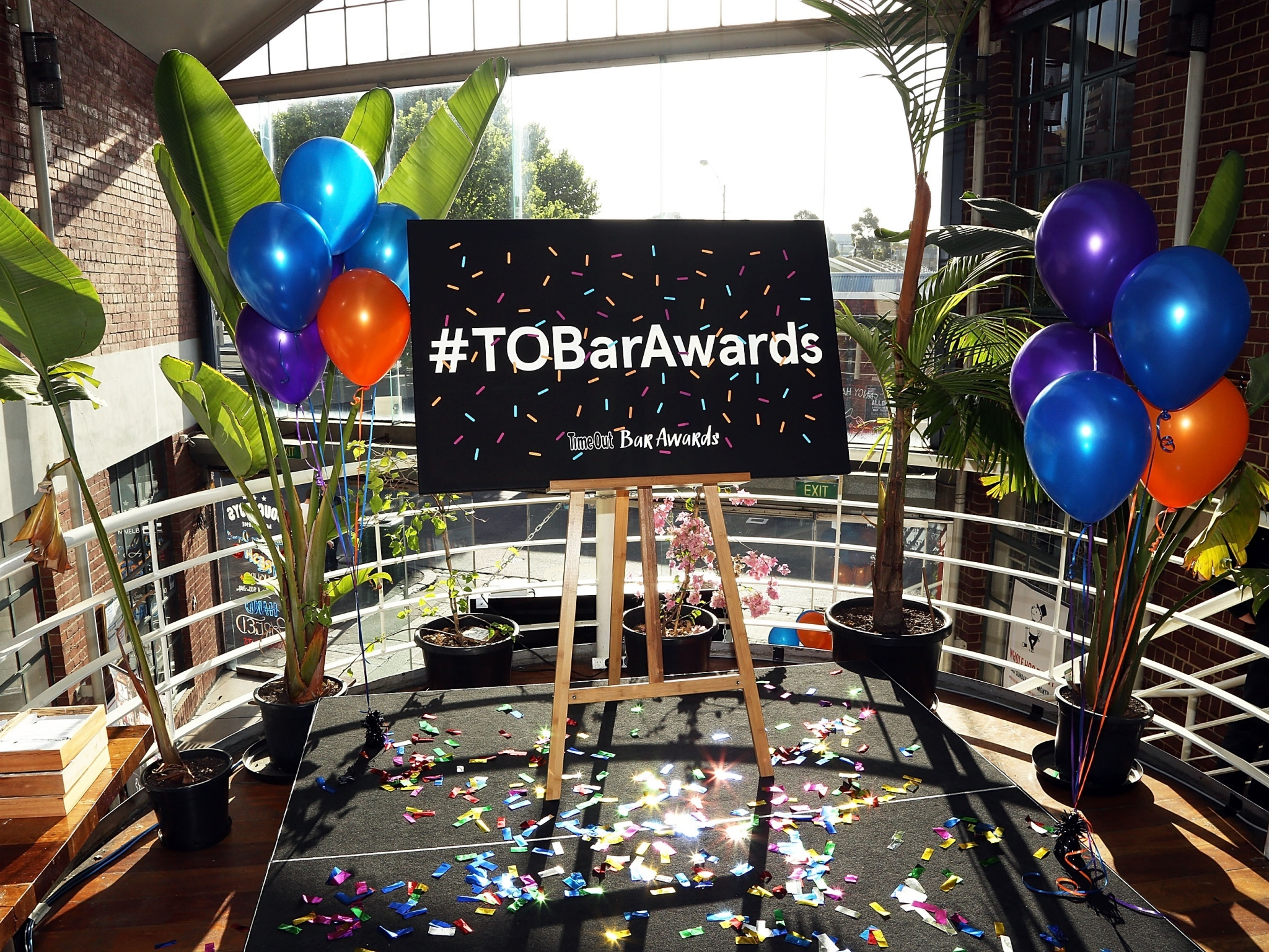 Win a double pass to the Time Out Bar Awards