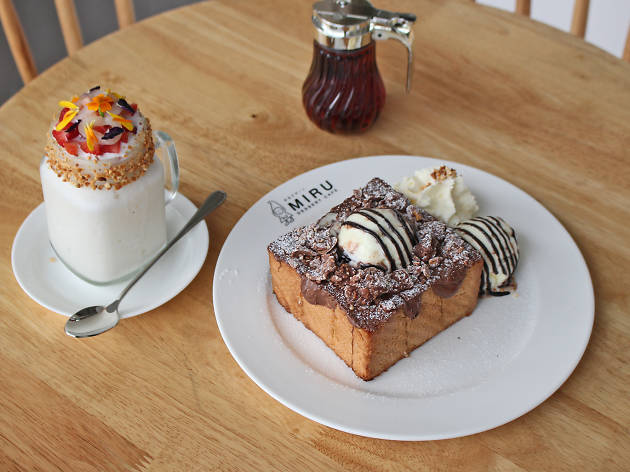 Miru Dessert Café