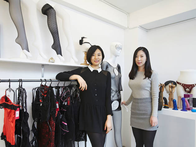 Jung-yoon choi and eura Kwak