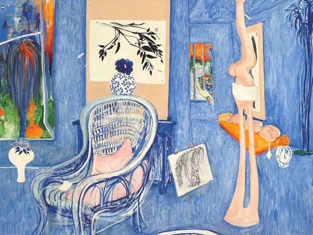 Brett Whiteley, 'My Armchair' (1976, painting)