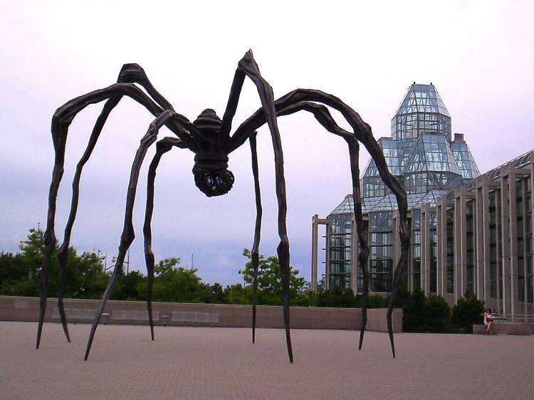 Louise Bourgeois 'Spider' (1996, sculpture)