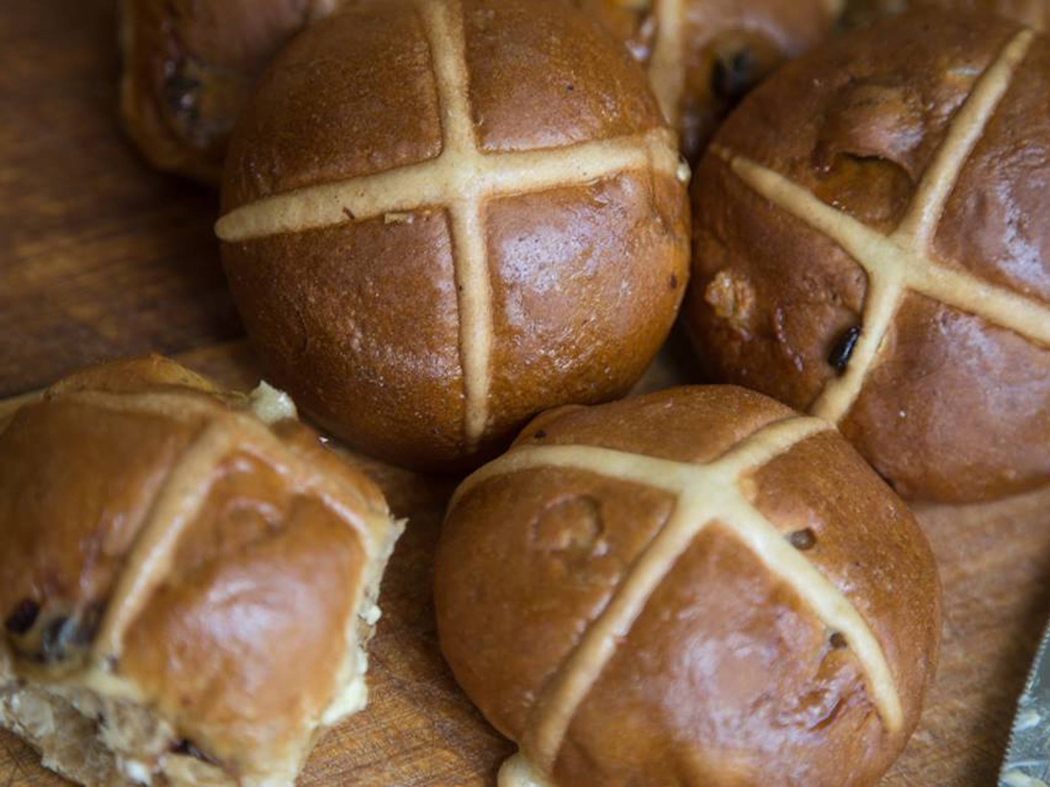 The best hot cross buns in Melbourne