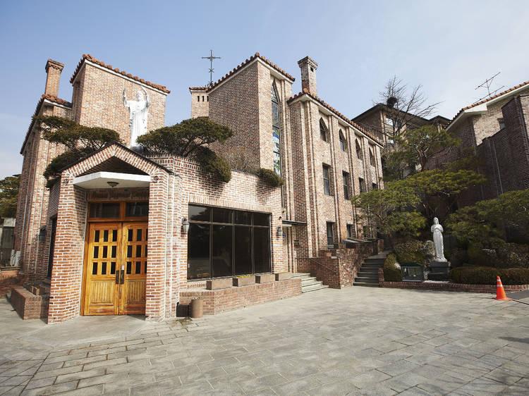 천주교 성북동 성당