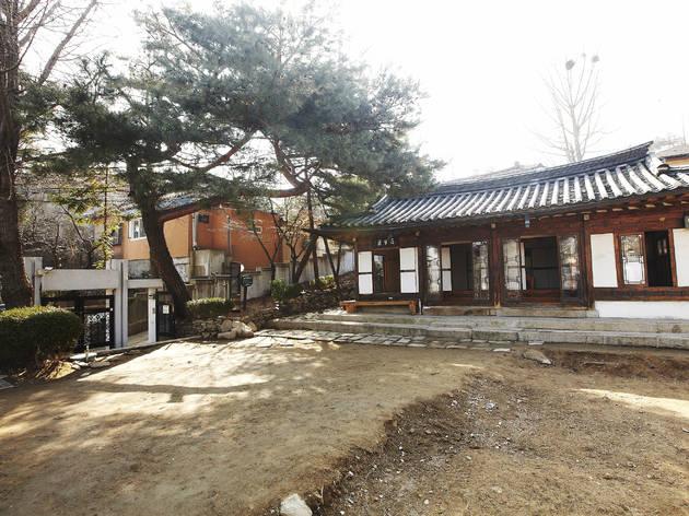 Manhae Han Yong-un Simujang