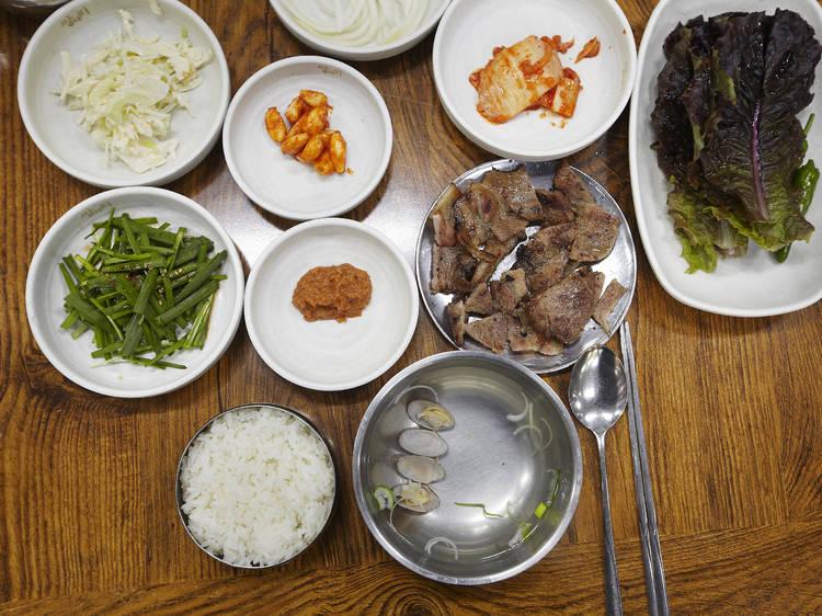 Ssangdari Bulbaek (Twin Bridge Pork Set Restaurant)