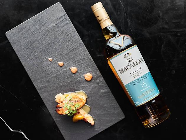 Toast the Macallan 2016