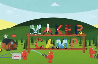 MakerCamp de primavera
