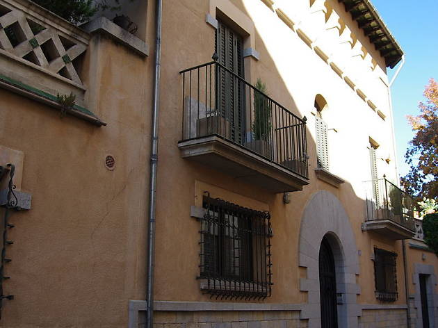 Casa Dalmau and Casa Rigau