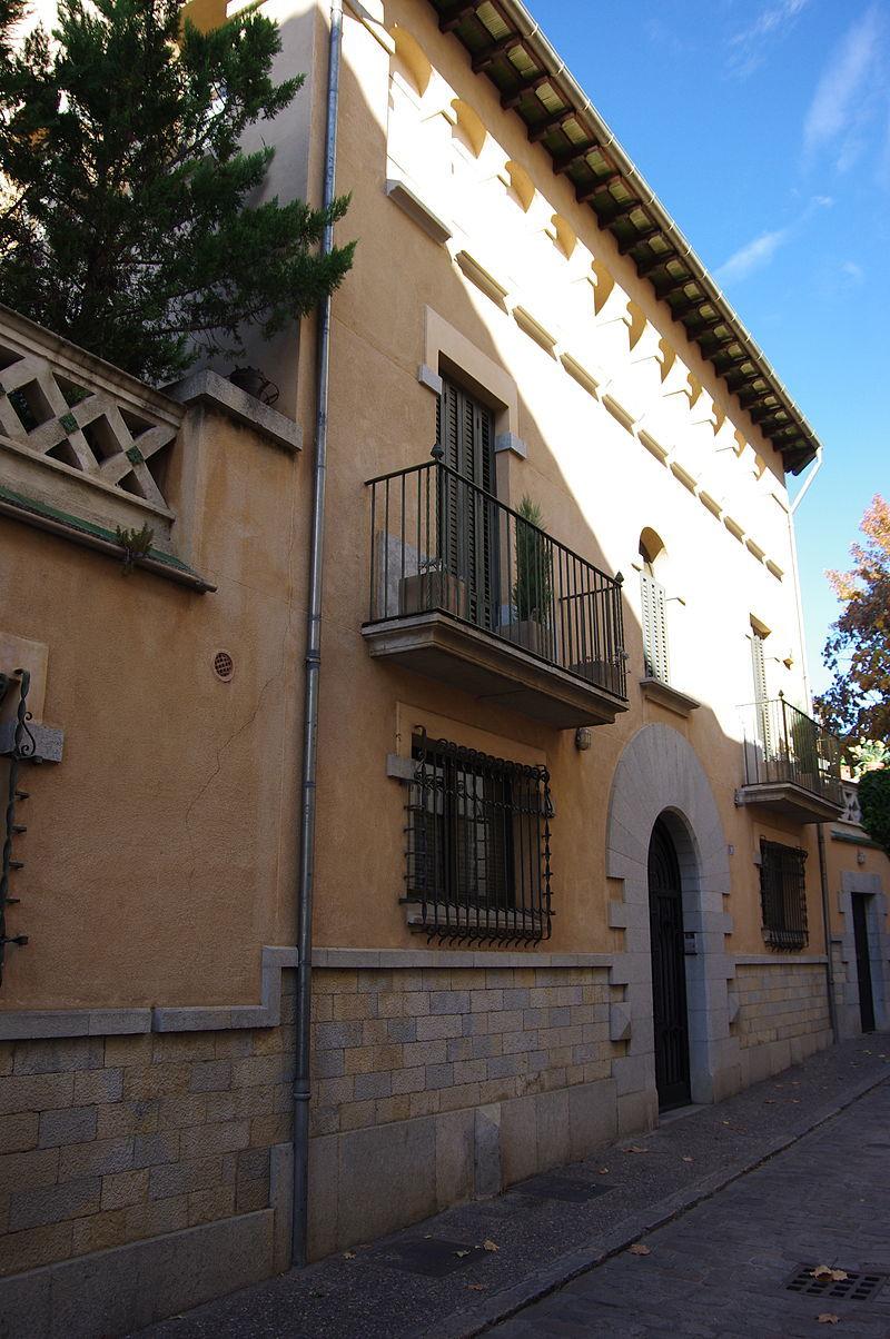 Casa Dalmau i Casa Rigau