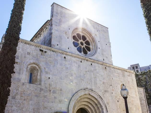 Monestir St Pere de Galligans