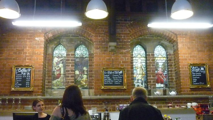 The Sanctuary Café