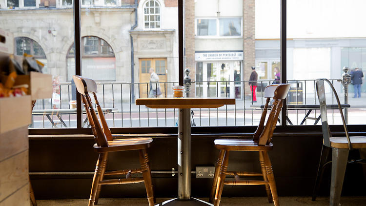 Londons Best Cafs And Coffee Shops Time Out London