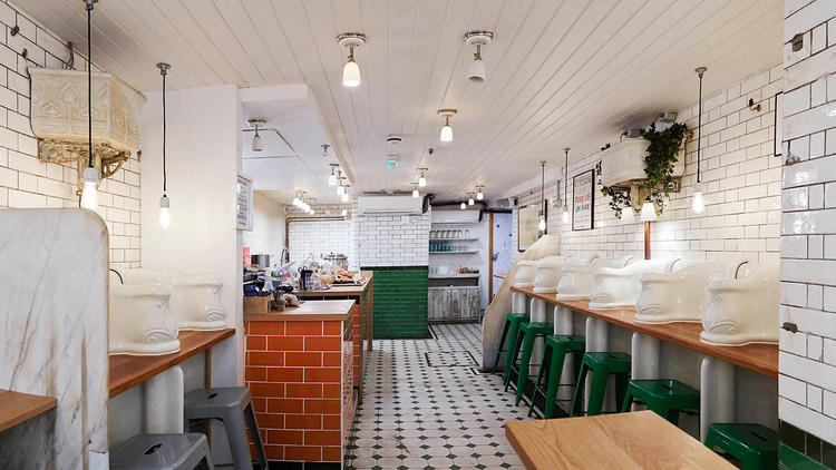 Best cafes and coffee shops in London, Attendant