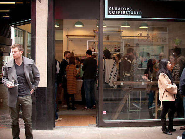 Best cafes and coffee shops in London, Curators Coffee Studio