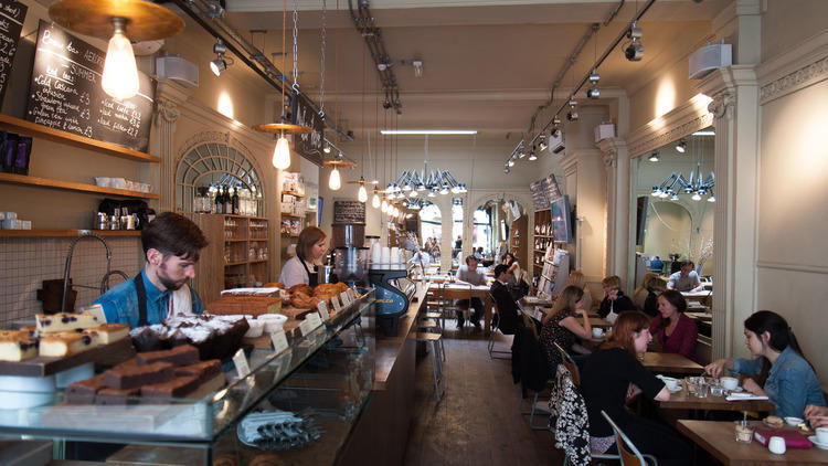 Best cafes and coffee shops in London, Notes
